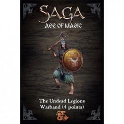 Undead Legion Warband (4...