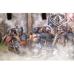 Saxon Warband Starter