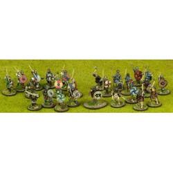 Viking Warband Starter (4...