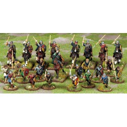 Carolingian Franks Warband...