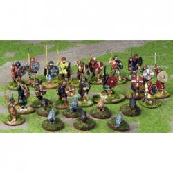 Irish Warband Starter (4...