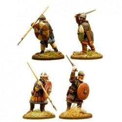 Anglo-saxon Thegns...