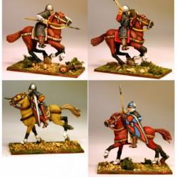 Breton Mounted Machiterns...