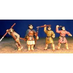 Scots Doer-chele - Javelins...