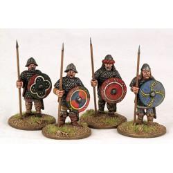Carolingian Hearthguard on...