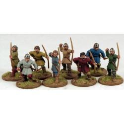 Carolingian Warriors on...