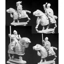 Byzantine Mounted Kataphractoi