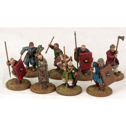 Pagan Rus Miitia (Warriors)