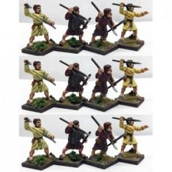 Briton Rustici (Levy) Javelins