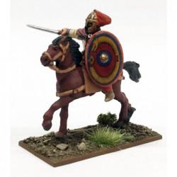 Mounted Roman Warlord