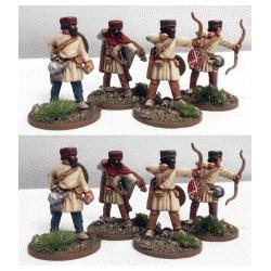 Roman Pedites Bows...