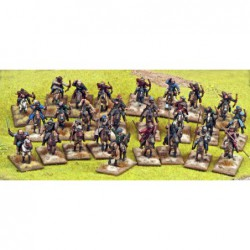 Steppe Tribes Warband...