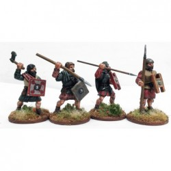 Pict Nobles (Hearthguard)...