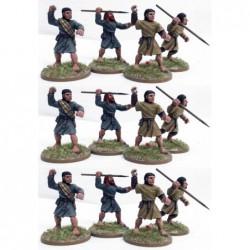 Pict Hunters Javelins...