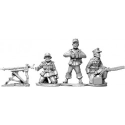 Afrika Korps Static Fire Mg 34