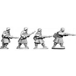 German Riflemen In...