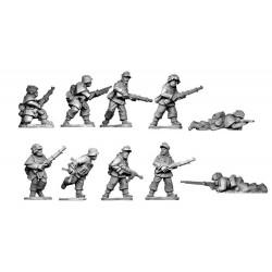 German Infantry Section Ii...