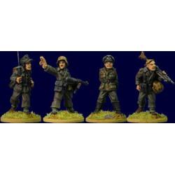 Late War German Command