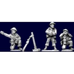 """British 3"""" Mortar"""