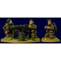 British Commando Vickers Hmg