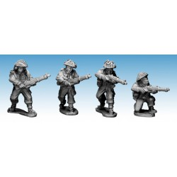 British Commando Rifles