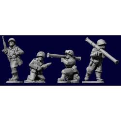 Us Inf. Bazooka Team