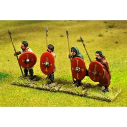 Romano British Spearmen...