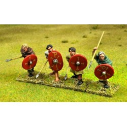 Romano British Spearmen...