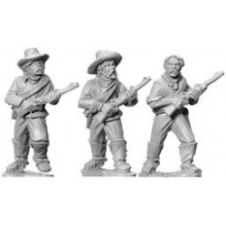 7th Cavalry With Carbines...