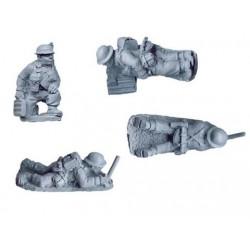 """British 2"""" Mortar Teams (4)"""