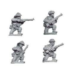 Late British Riflemen...