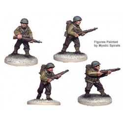 Us Infantry Riflemen I (4)