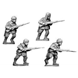 Russian Riflemen Winter...
