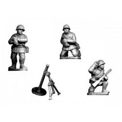 Russian Mortar