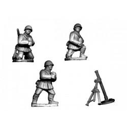 Russian Mortar Winter Kit