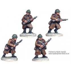 French Infantry With...