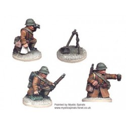 French 60mm Mortar & Crew...