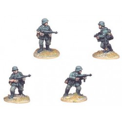German Infantry With Smg (4)