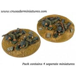 German 5cm Mortar Teams (4)