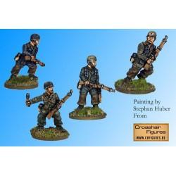 German Paratroopers Riflemen I