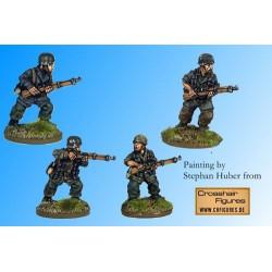 German Paratroopers...