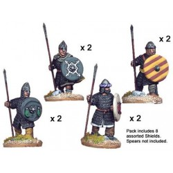 Spanish Spearmen In Chain (8)
