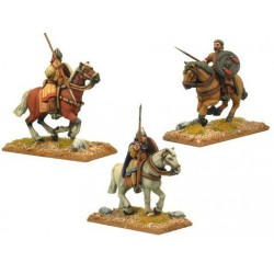 Spanish Light Cavalry With...