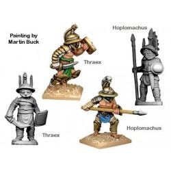 Thraeces & Hoplomachii (4)