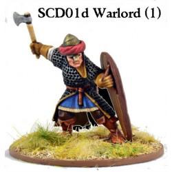Crusader Warlord on Foot