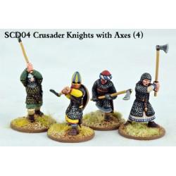 Crusader Knights With...