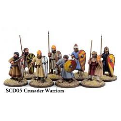 Crusader Sergeants on Foot...