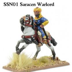 Saracen Mounted Warlord...