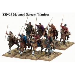 Mounted Saracen Warriors