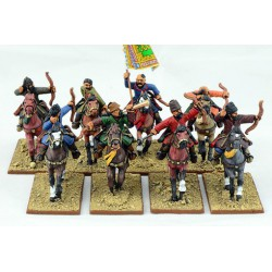 Mounted Saracen Warriors...